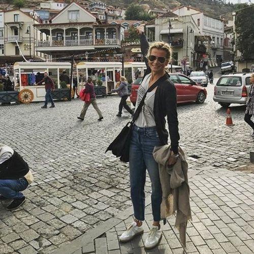 Юлия высоцкая не пришла за премией тэфи-2017, которую ей присудили как лучшей ведущей утренней программы
