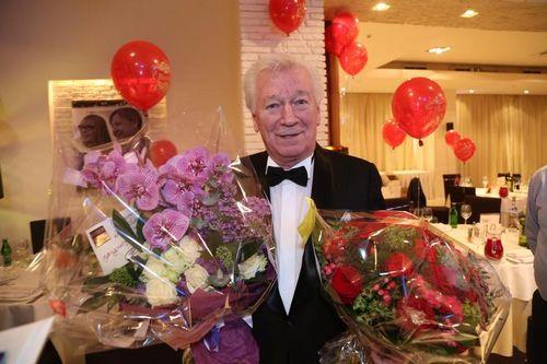 Как аристарх ливанов отпраздновал 70-летний юбилей