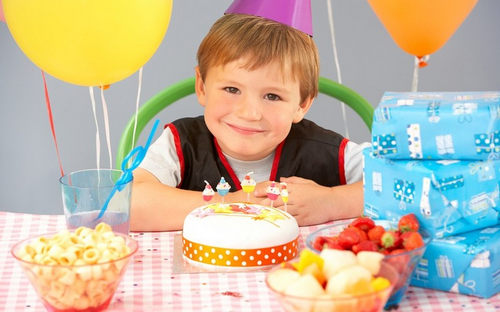 Как устроить день рождения ребенку трех лет