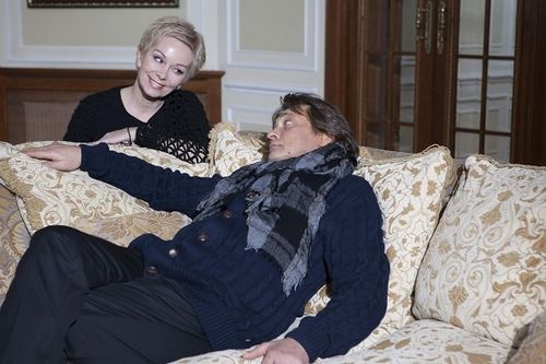 Канал «россия 1» начинает показ нового сериала «жемчуга»