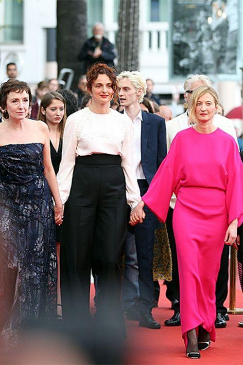 Каннский дневник: снятый женщиной-режиссером итальянский фильм «счастливый лазарь» вырвался в лидеры смотра
