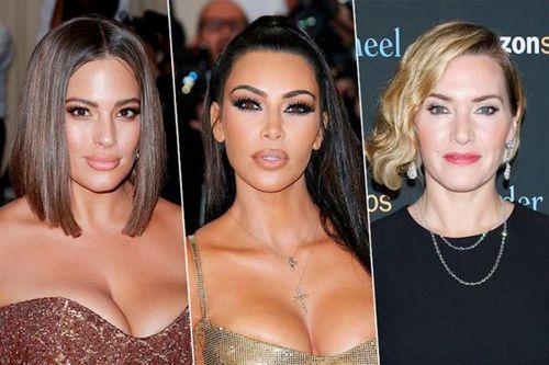 Ким кардашьян и многие другие звезды не боятся бодишейминга