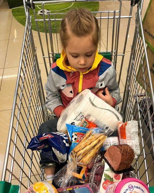 Кристина асмус впервые показала лицо 4-летней дочери