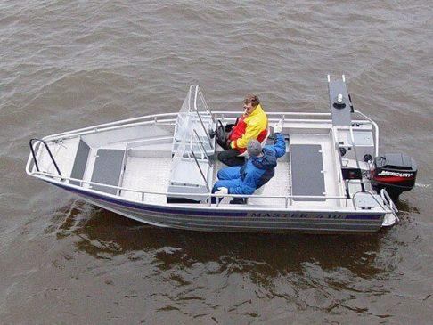Критерии выбора лодки для речной рыбалки