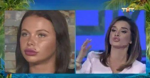 Ксения бородина критикует александру шеву, так как знает о жизни без материнской любви