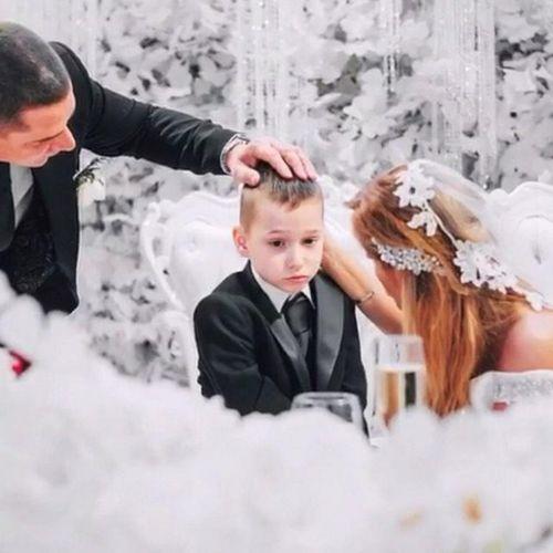 Ксения бородина призналась в чувствах к сыну своего мужа