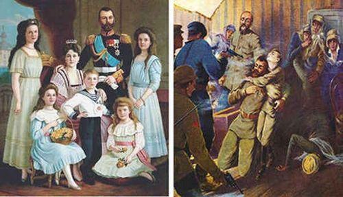 Кто был первый русский царь?