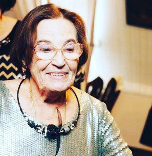 Лариса гузеева в день своего 59-летия поблагодарила маму