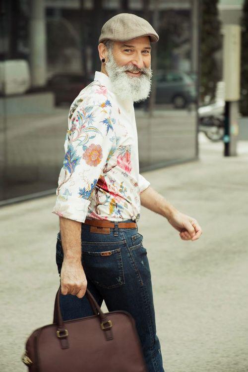 Лей лезарк на модном показе в москве