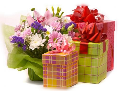 Лучшие подарки для милых дам