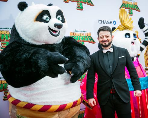 Михаил галустян: «дочери очень удивлялись, когда видели, как панда открывает рот и говорит моим голосом»