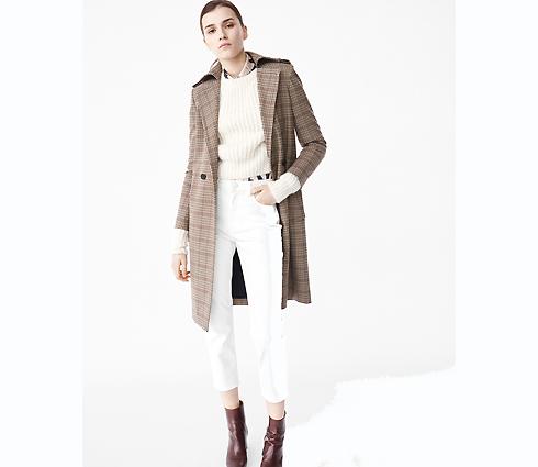 Мода для девушек pluse size: что нужно купить этой осенью