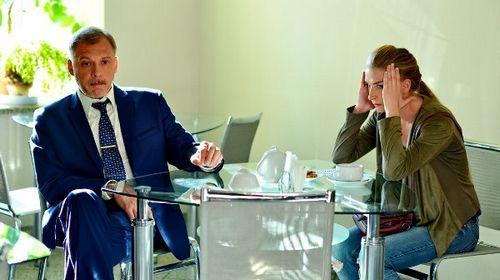 На канале «тв центр» состоится премьера мелодрамы «дедушка» с сергеем чонишвили в главной роли