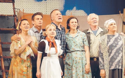 Наталья громушкина: «актерская профессия — это удовольствие для богатых»