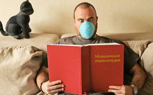 «О, я самый больной человек насвете!»: как жить смужчиной-ипохондриком