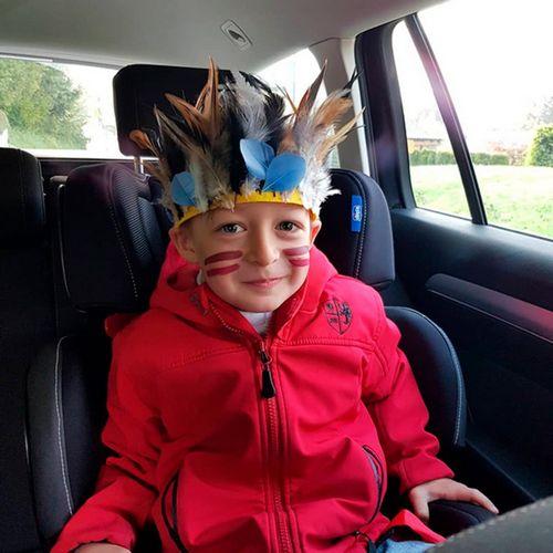 Оксана акиньшина показала забавное фото младшего сына