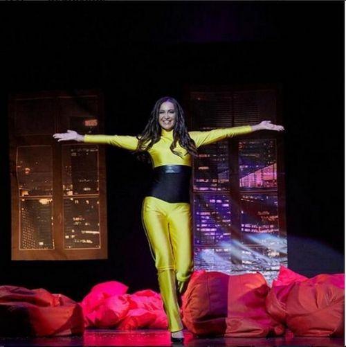 Ольга бузова анонсировала свой спектакль в сочи