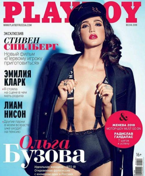Ольга бузова разделась для обложки playboy в третий раз и назвала себя «идеальной женщиной»