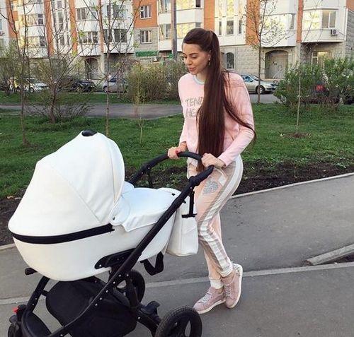 Ольга рапунцель порвёт любого за дочку