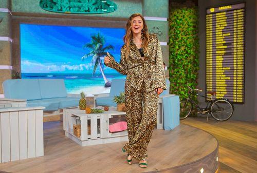 Опровергнувшая слухи о беременности регина тодоренко запускает собственное телевизионное шоу