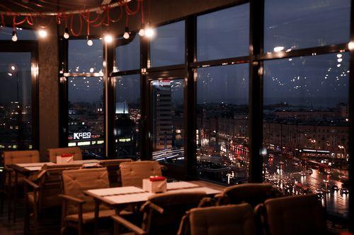 Открытие ресторана nice cafe