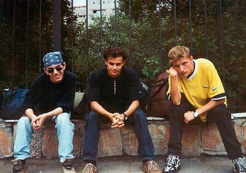 Павел воля опубликовал свое фото 20-летней давности