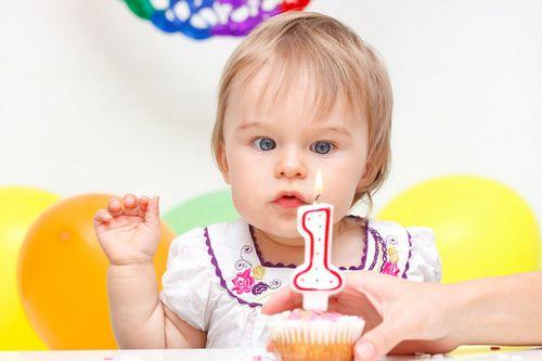 Первый день рождения ребенка. каким он должен быть?