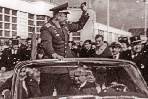 Первый канал покажет докуфильм, посвященный 50-летию последнего полета юрия гагарина