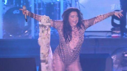 Певица лолита заявила, что её дочь не страдает аутизмом