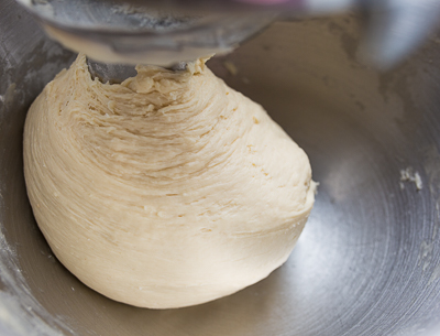 Пирожки с лисичками и картофелем