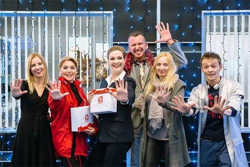 Пятый канал покажет премьерные новогодние эпизоды сериала «след»