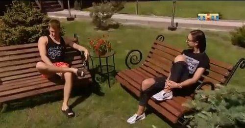 По мнению зрителей «дома-2», ольга бузова беременна от романа гриценко