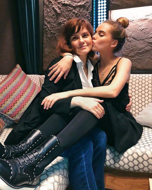 Победительница шоу «холостяк» дарья клюкина опубликовала трогательные фото с мамой