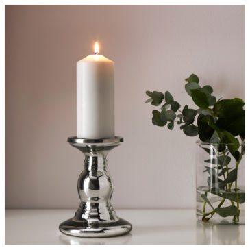 Подсвечник: и необходимое, и декоративное дополнение свечи
