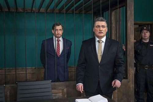 Появились первые кадры из российской адаптации сериала «хорошая жена» с александром домогаровым и александрой урсуляк