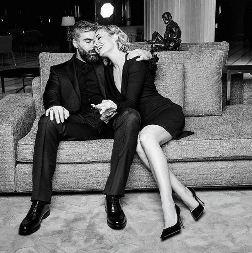 Полина гагарина показала любимую фотографию с мужем
