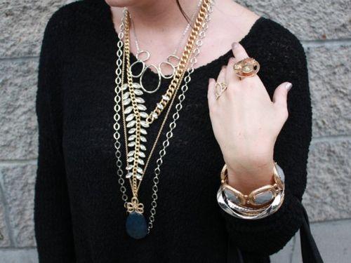 Правильно ли вы носите золотые украшения?
