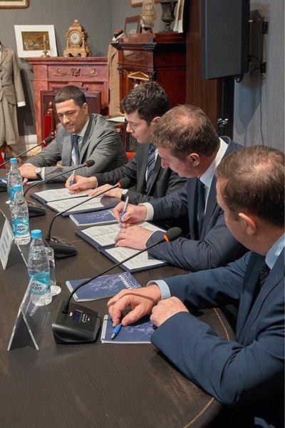 Представительство «ленфильма» будет открыто в калининградской области