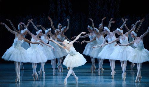 Премьера балета реквием в большом театре