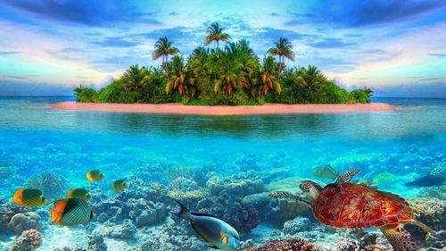 Премьера обитаемого острова в октябре