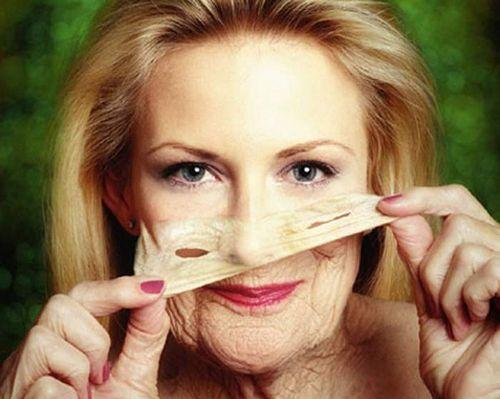 Преждевременное старение кожи лица