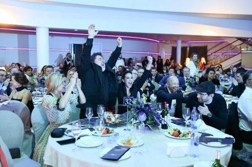 Прямая трансляция церемонии вручения премии апкит собрала за три часа свыше 100 тысяч просмотров