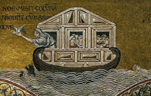 Реальность библейского потопа