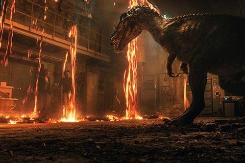 Рецензия на фильм «мир юрского периода 2»: цирк с динозаврами и крисом прэттом