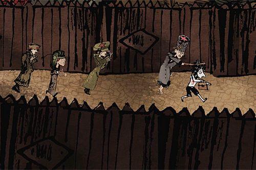 Рецензия на фильм «знаешь, мама, где я был?»: гениальная анимация про сталина, лягушку и немцев