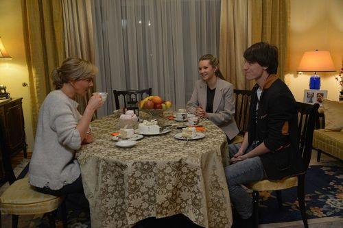 «Россия 1» покажет мелодраму «лидия» с марией куликовой
