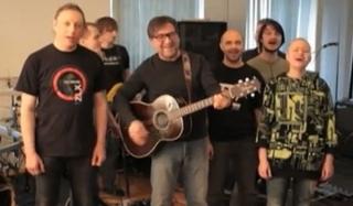Российские рок-музыканты выступили против войны россии с украиной (видео)