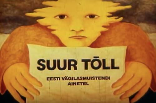 Самый популярный эстонский мультфильм поразил своим безумием