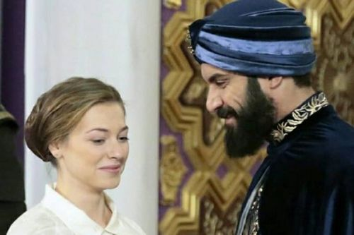 Съемки российско-турецкого сериала «султан моего сердца» для первого канала завершены