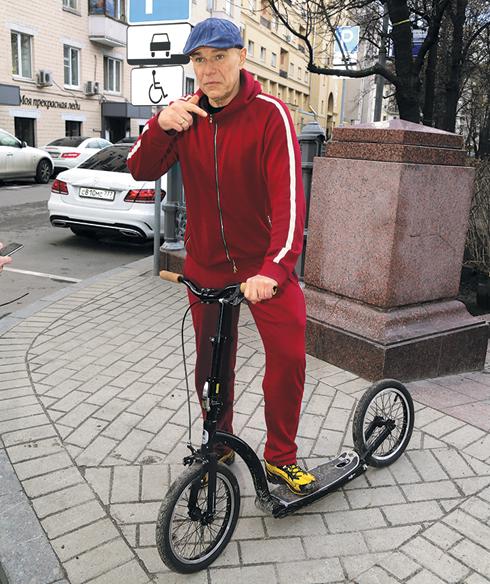 Сергей мазаев привел сына на субботник
